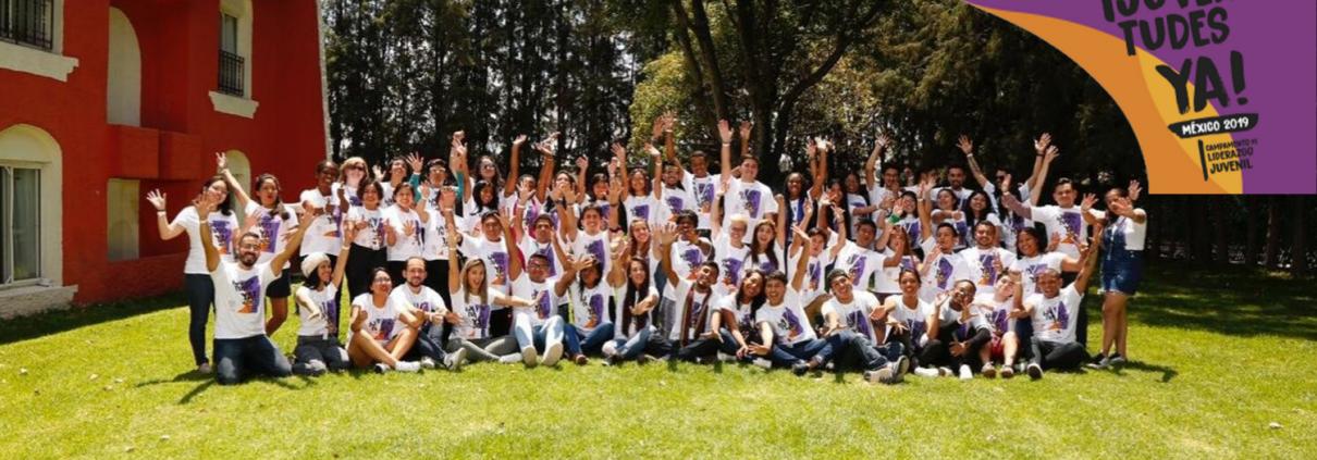 Campamento Regional Juventudes Ya México 2019