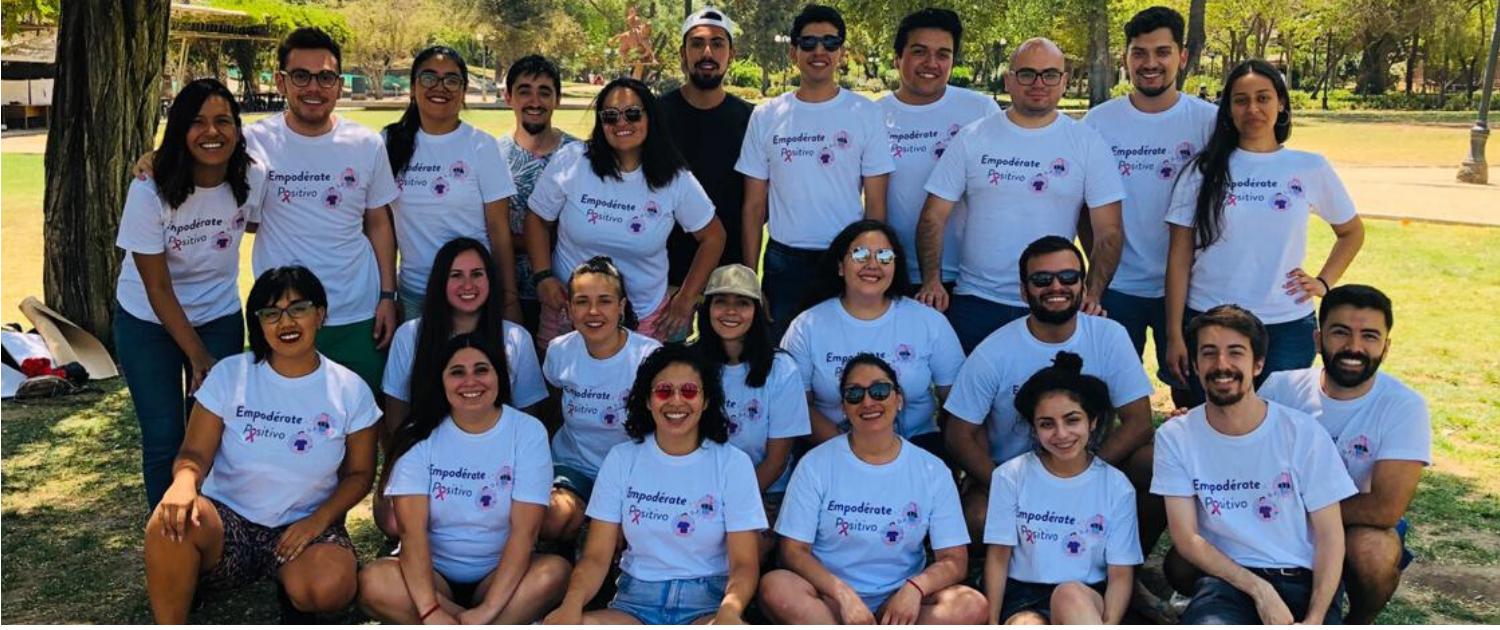 Voluntariado de jóvenes en Chile