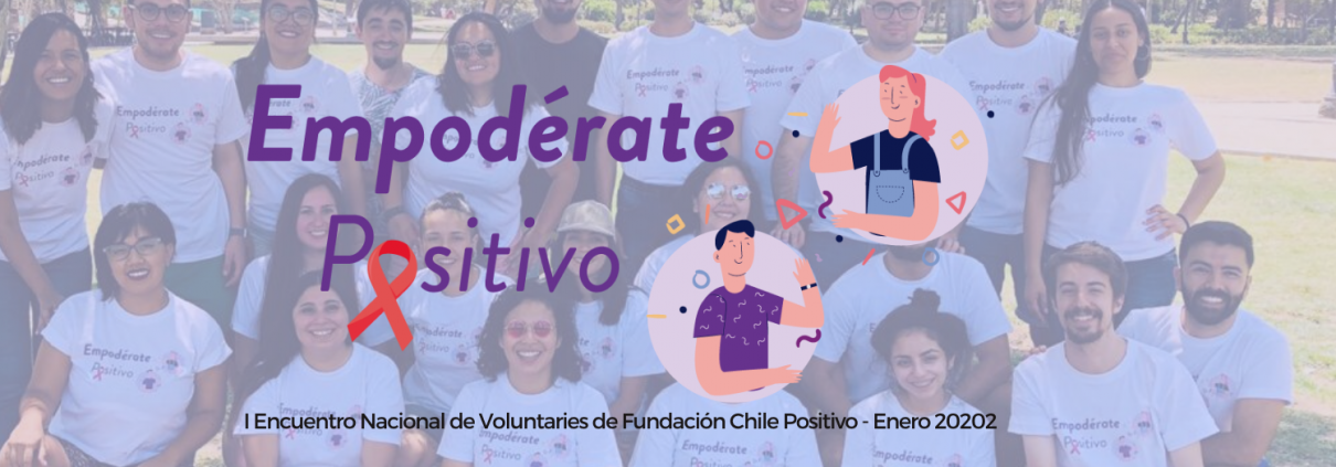 Jóvenes voluntarios en Chile