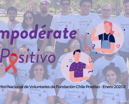 Jóvenes voluntarios en Chile