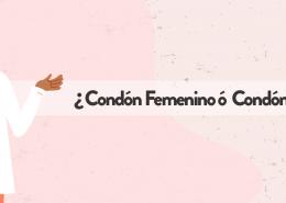 16 sep Promoción del condón vaginal